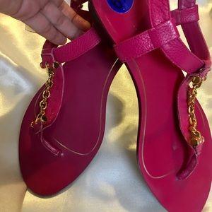 Ralph Lauren Strap On sandals Pink
